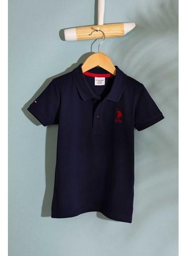U.S. Polo Assn. Tişört Lacivert